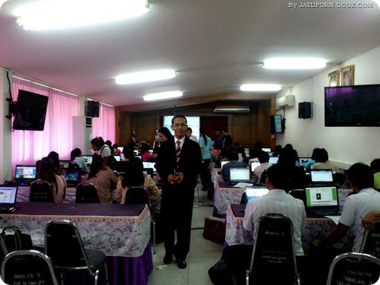 อบรมการทำเวบไซต์ โรงเรียน เขต ๕ (29)