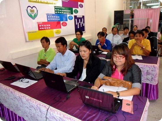 อบรมการทำเวบไซต์ โรงเรียน เขต ๕ (3)